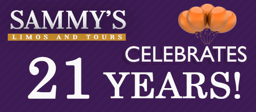 Sammy's Limos Celebrates 21 Years In Business