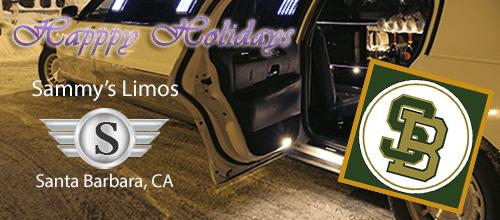 Santa Barbara High School Limo Giveaway Contest on Facebook