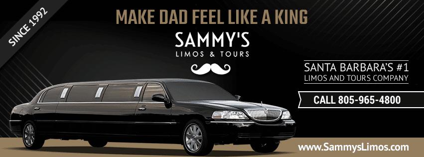 Santa Barbara Limo Service For Dad