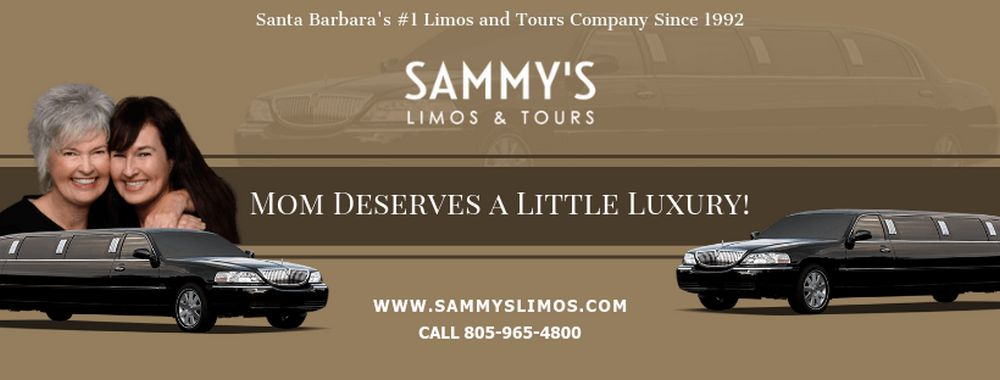 Take Mom For A Limo Ride This Mother's Day