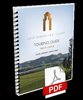 Santa Barbara Wine County Touring Guide