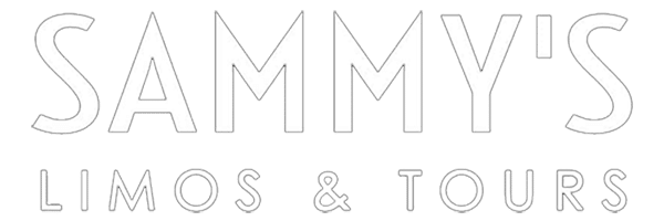 Sammy's Limos Santa Barbara Logo Footer