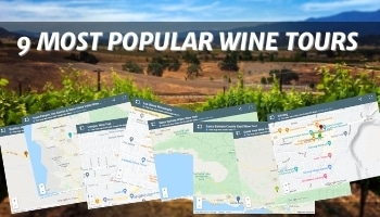 9 Most Popular Wine Tours